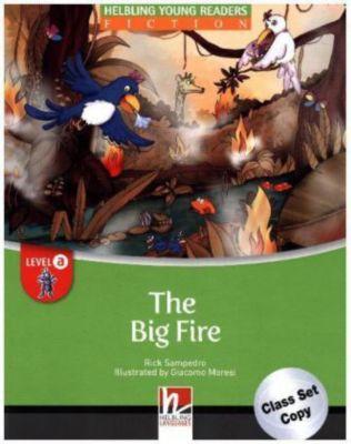 The Big Fire, Class Set, Rick Sampedro