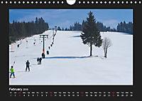 The Black Forest - UK Version (Wall Calendar 2019 DIN A4 Landscape) - Produktdetailbild 2