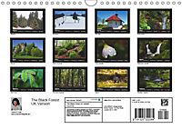 The Black Forest - UK Version (Wall Calendar 2019 DIN A4 Landscape) - Produktdetailbild 13