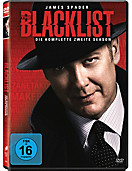 The Blacklist - Die komplette zweite Season Bluray Box