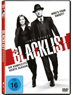 The Blacklist - Staffel 4