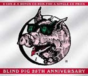 The Blind Pig 25th Anniversary Collection, Diverse Interpreten