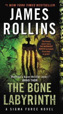 The Bone Labyrinth, James Rollins
