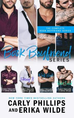 The Book Boyfriend Series (The Complete Collection), Carly Phillips, Erika Wilde