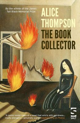The Book Collector, Alice Thompson