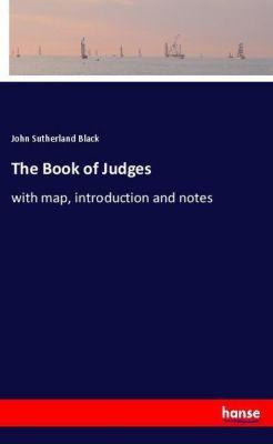 The Book of Judges, John Sutherland Black