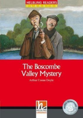 The Boscombe Valley Mystery, Class Set, Arthur Conan Doyle