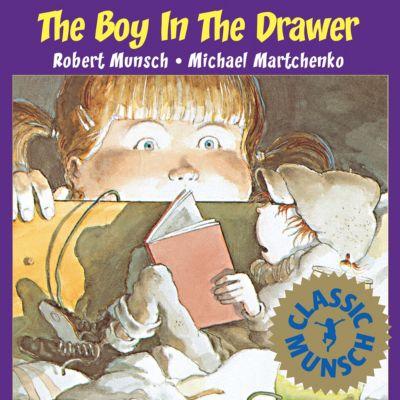 The Boy in the Drawer, Robert Munsch