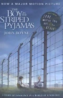 The Boy in the Striped Pyjamas, Film Tie-In, John Boyne