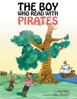 The Boy Who Read with Pirates, Jane Talley