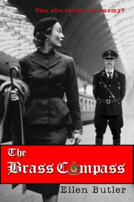 The Brass Compass: A Novel, Ellen Butler