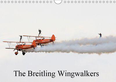 The Breitling Wingwalkers (Wall Calendar 2019 DIN A4 Landscape), Jon Grainge