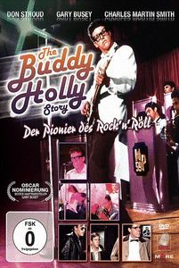 The Buddy Holly Story - Der Pionier des Rock'n'Roll, Gary Busey, Don Stroud, Charles Martin Smith