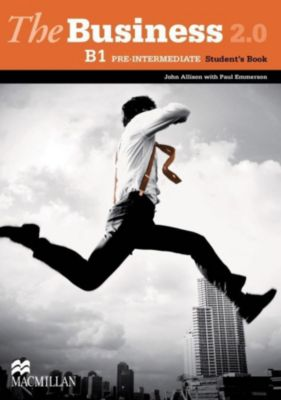 The Business 2.0 Pre-intermediate. Student's Book, John Allison, Paul Emmerson