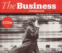 The Business, Intermediate: 3 Audio-CDs