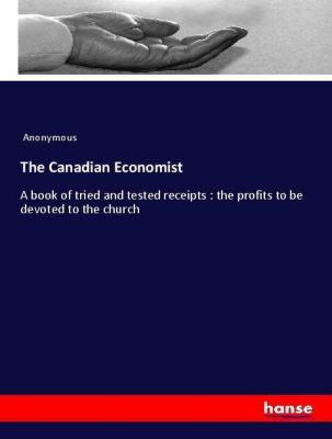 The Canadian Economist, Anonymous