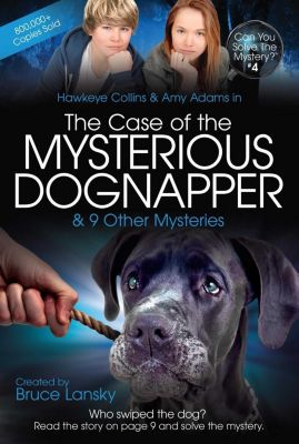 The Case of the Mysterious Dognapper, m. Masters
