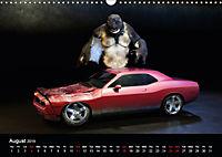 The Cavetroll and the cars (Wall Calendar 2019 DIN A3 Landscape) - Produktdetailbild 8
