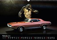 The Cavetroll and the cars (Wall Calendar 2019 DIN A3 Landscape) - Produktdetailbild 2