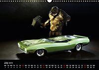 The Cavetroll and the cars (Wall Calendar 2019 DIN A3 Landscape) - Produktdetailbild 7