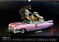 The Cavetroll and the cars (Wall Calendar 2019 DIN A3 Landscape) - Produktdetailbild 10