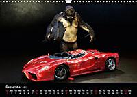 The Cavetroll and the cars (Wall Calendar 2019 DIN A3 Landscape) - Produktdetailbild 9