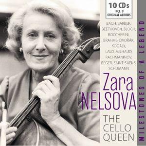The Cello Queen, Zara Nelsova