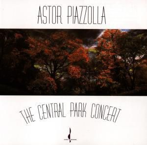 The Central Park Concert, Astor Piazzolla