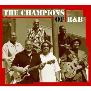 The Champions Of R & B, Diverse Interpreten