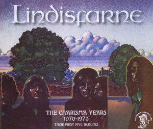 The Charisma Years (1970-1973), Lindisfarne