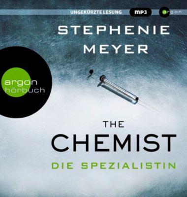The Chemist - Die Spezialistin, 2 MP3-CD, Stephenie Meyer