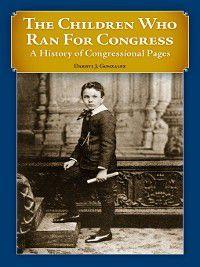 The Children Who Ran For Congress, Darryl Gonzalez