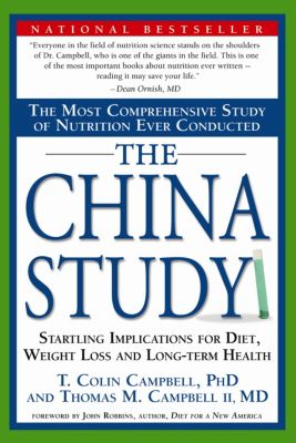 The China Study, T. Colin Campbell
