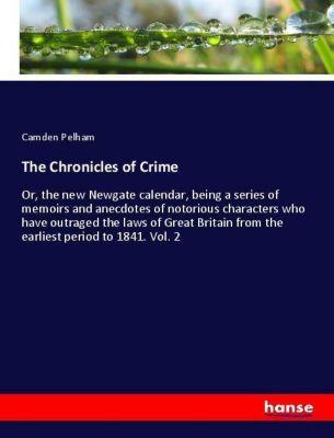 The Chronicles of Crime, Camden Pelham