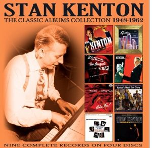 The Classic Albums Collection: 1948, Stan Kenton