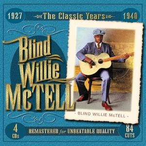 The Classic Years 1927-1940, Blind Willie McTell
