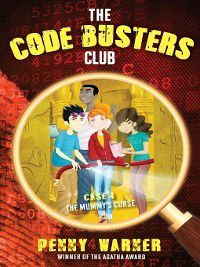 The Code Busters Club: The Mummy's Curse, Penny Warner