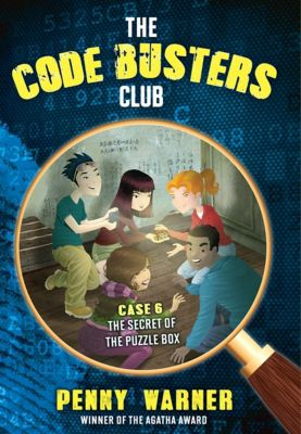 The Code Busters Club: The Secret of the Puzzle Box, Penny Warner