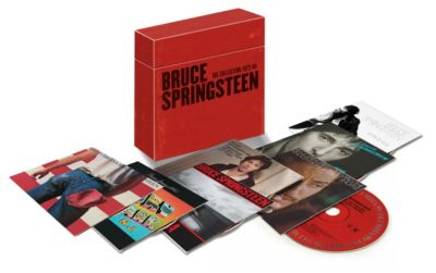 The Collection 1973-1984, Bruce Springsteen
