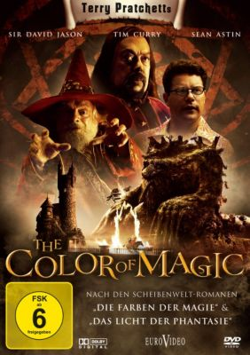 The Color of Magic - Die Reise des Zauberers, Terry Pratchett