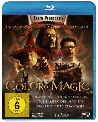 The Color of Magic - Die Reise des Zauberers, David Sir Jason, Sean Astin