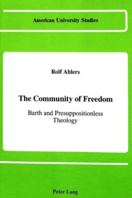 The Community of Freedom, Rolf Ahlers