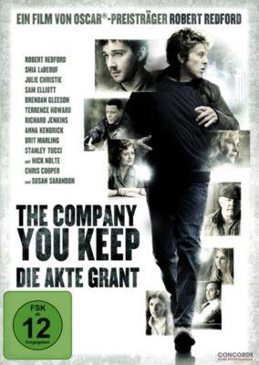 The Company You Keep, Neil Gordon