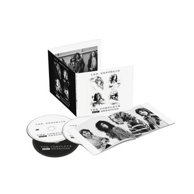 The Complete BBC Session (3CD-Box), Led Zeppelin