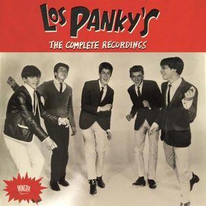 The Complete Recordings (Vinyl), Los Pankys