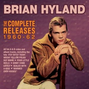 The Complete Releases 1960-62, Brian Hyland
