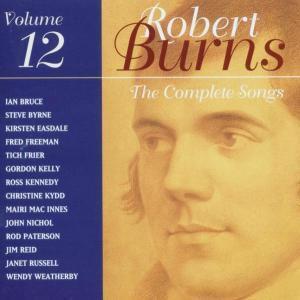 The Complete Songs Of Robert Burns Vol.12, Diverse Interpreten