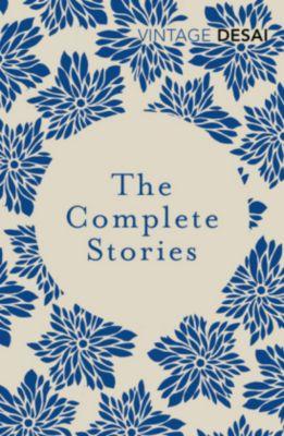 The Complete Stories, Anita Desai