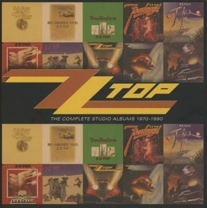 The Complete Studio Albums 1970-1990, Zz Top