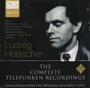 The Complete Telefunken Recordings, Ludwig Hoelscher